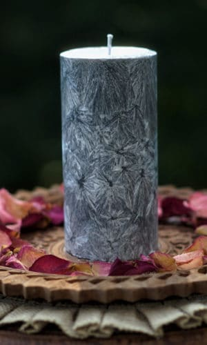 Dark Moon Candle